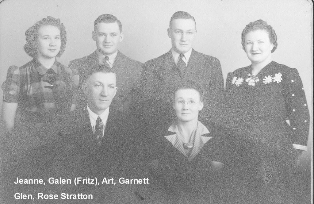 Glen Stratton Family